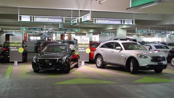 Hertz Rental Car Return Philadelphia Airport