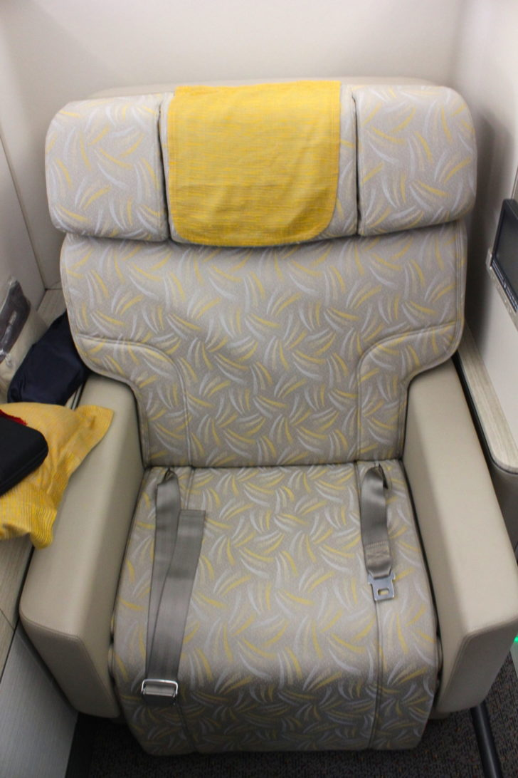 Asiana Airlines A380 First Class