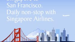 Singapore Airlines Announces Non-Stop Service to San Francisco
