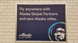 Alaska Airlines Global Partners Double Mile Promotion