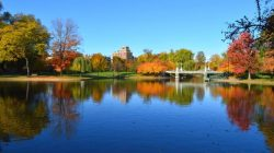 Exploring Boston: A Lovely Fall Morning From Back Bay to Faneuil Hall