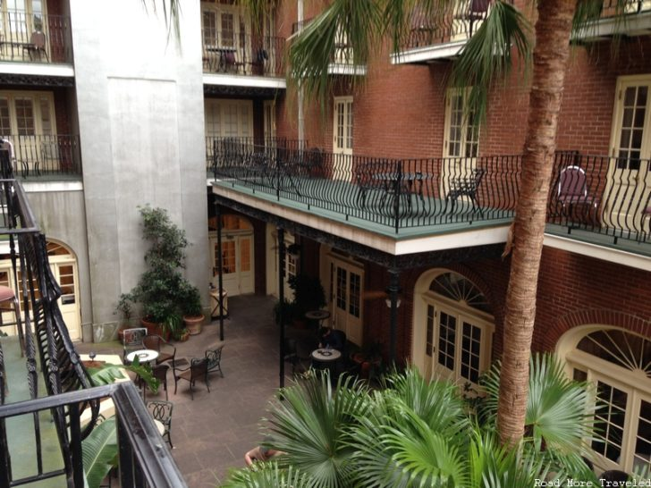 Hotel St Marie Courtyard Room