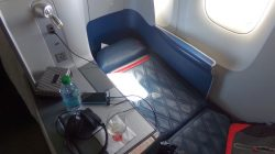 Review: Delta One B767-400, New York to Los Angeles