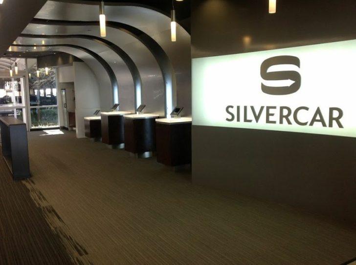 Silvercar Customer suite