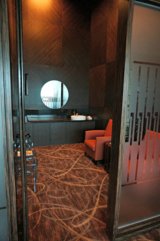 The Private Room Lounge Review