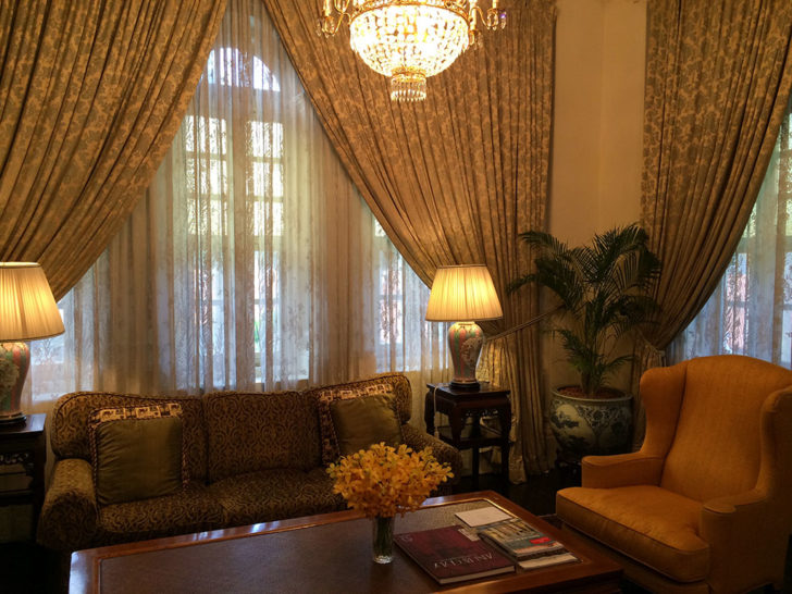 Review Raffles Hotel Presidential Suite Travel Codex