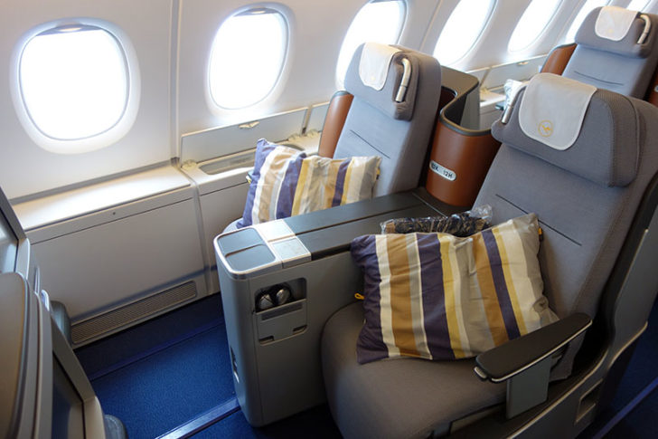 review lufthansa business class from san francisco to frankfurt. Black Bedroom Furniture Sets. Home Design Ideas