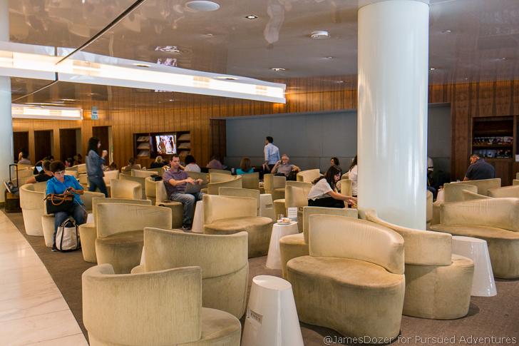 Korean Air Lounge LAX